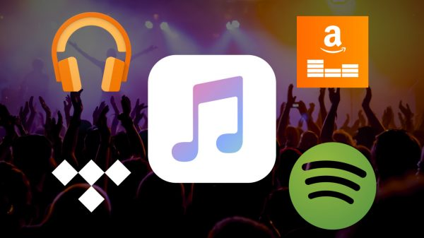 Streaming services have saved the music industry