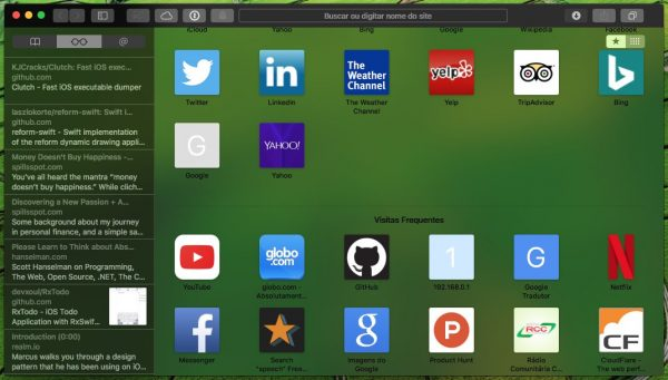 MacOS 10.14 may appear dark mode