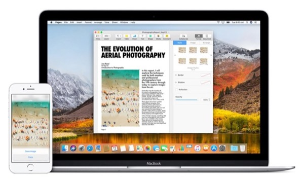 How to enable universal clipboard in iOS and macOS