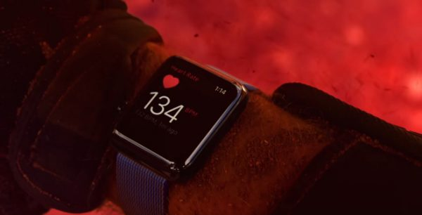Apple Watch will appear back covers