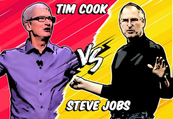 Who is the best chief Executive of Apple — Tim cook or Steve jobs?