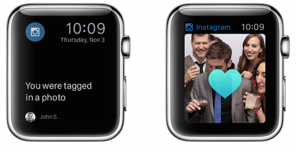 Instagram removed its app for the Apple Watch