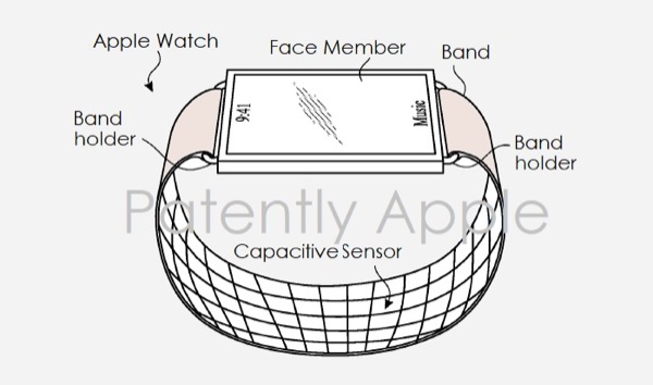 Apple is working on implementing the camera in the Apple Watch