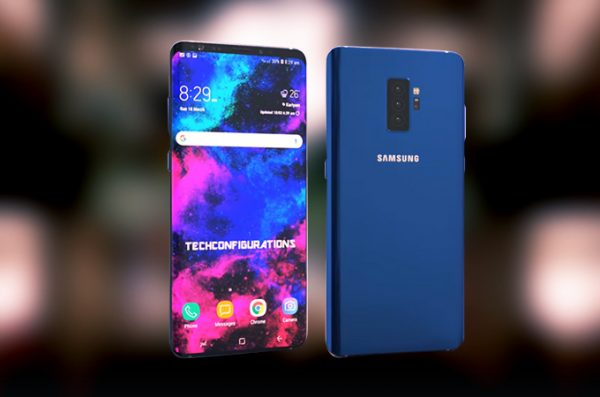 What surprised Samsung Galaxy S10