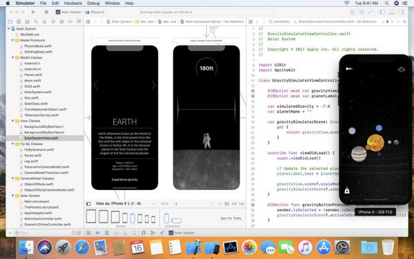 Apple introduced Xcode 9.3.1