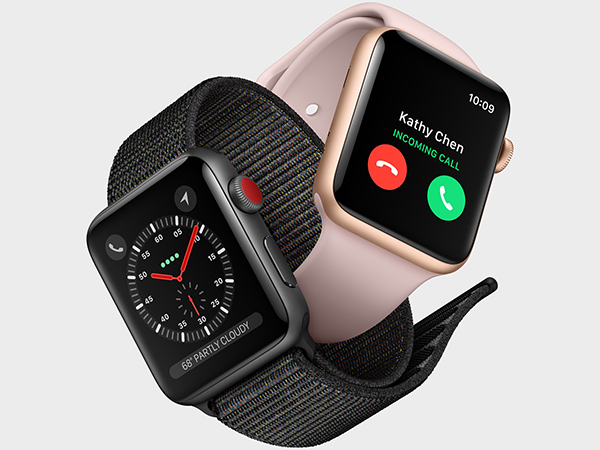 Selling only the watch and the Apple earphones would get in a Fortune 300