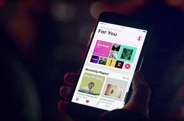 Apple Music are 50 million people