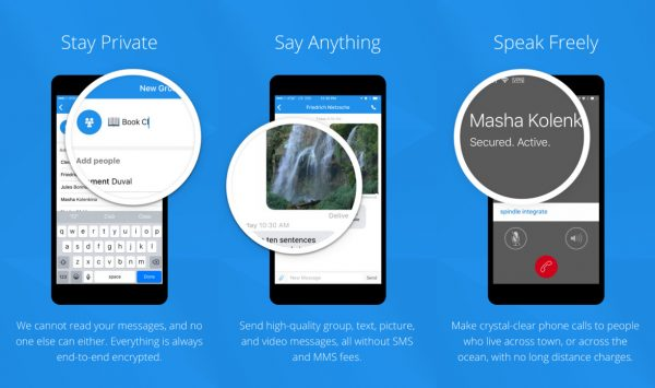 Overview of mega-secure messenger Signal