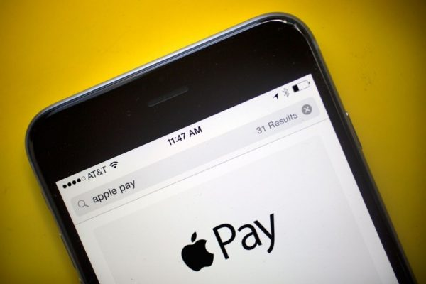 Apple Pay earned in Ukraine