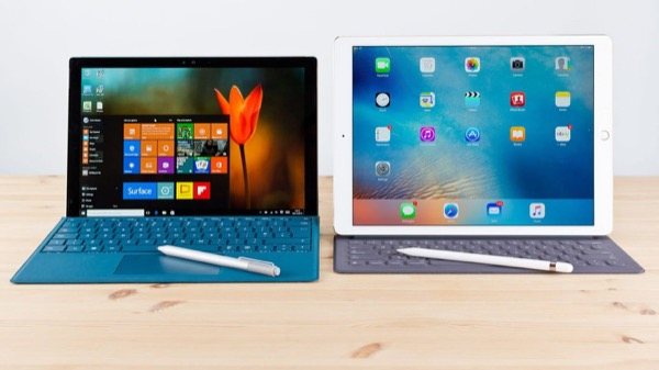 What should be the new budget Surface to be a worthy competitor to the iPad