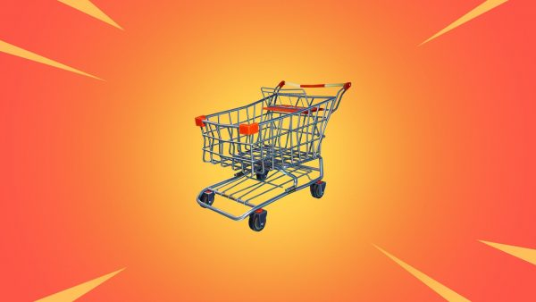Fortnite received a major update: the game has a transport!