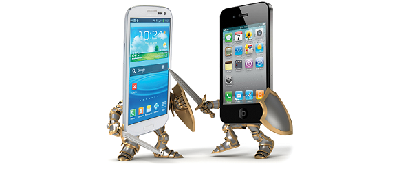 Former Apple designers acted as experts in litigation against Samsung