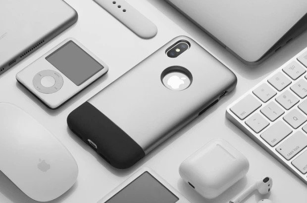 Spigen launches cases for iPhone X in the style of iPhone 2G and iMac G3