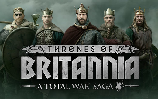 Total War Saga: Thrones of Britannia will be released on Mac on may 24