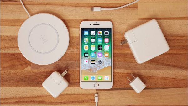 This year's iPhone will get a adapter for fast charging