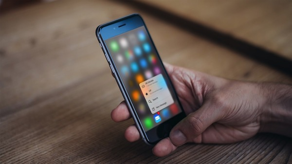 Apple can remove 3D Touch of the new iPhone. Why it's a tragedy