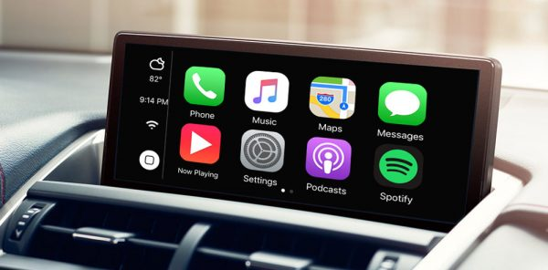 CarPlay and Android Auto are gradually becoming a standard option in cars