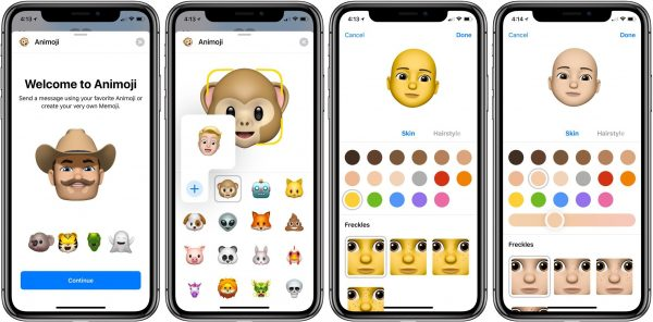 How to create Memoji on iPhone X