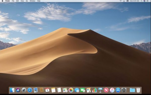 What's new in macOS 10.14 Mojave