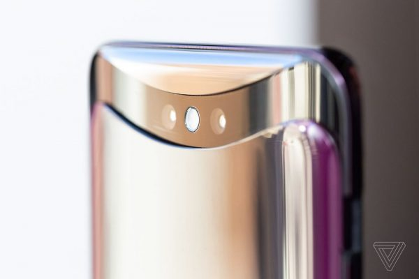 Oppo Find X — bezrabotnym, which is not like the iPhone X