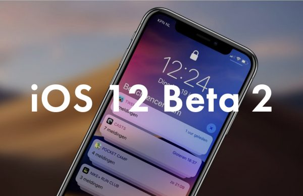 What's new in iOS 12 Beta 2