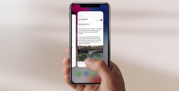 IPhone in 2018, you may receive the main function of the Samsung Galaxy S9