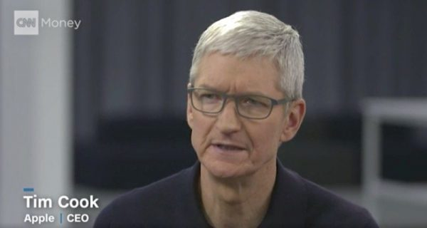 Tim cook: Privacy is a fundamental human right