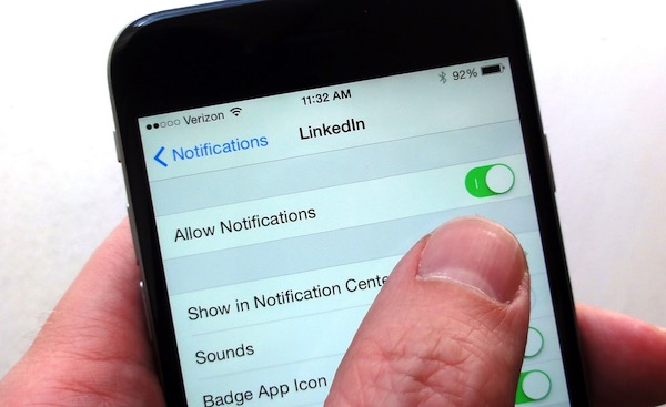 Notifications are the worst part of iOS. Why you need to shut it off