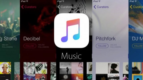 Apple Music will receive a full web version of the player