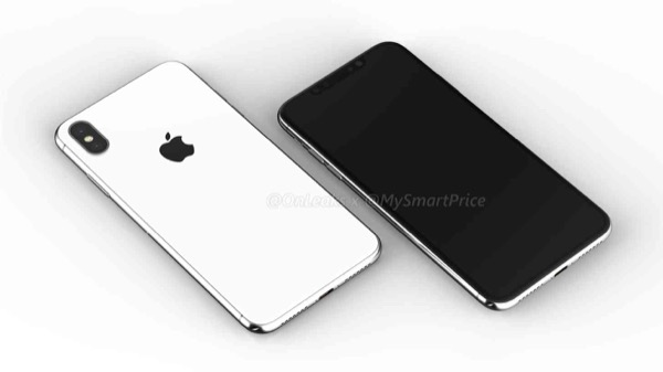 In the network appeared render a 6.5-inch iPhone X Plus