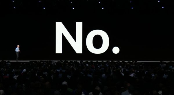 Official: Apple won't merge macOS and iOS