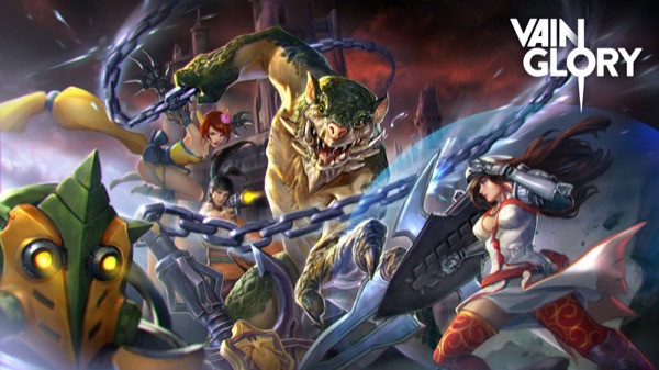 Popular mobile MOBA Vainglory was released for Mac and Windows