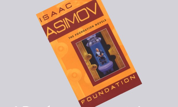 "Apple adapted the novel of Isaac Asimov's ""Foundation"""