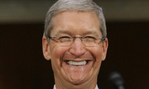 Tim cook receives bonus of $ 120 million for the excellent work