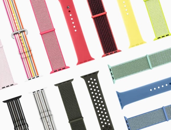 Apple takes from the sale of straps for Apple Watch