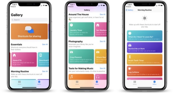 Apple has released beta 4 Shortcuts