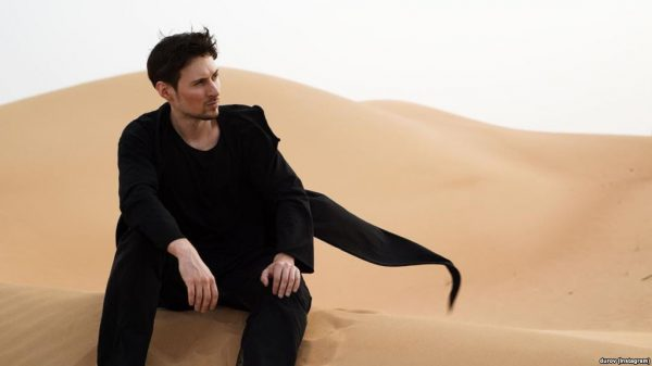 Pavel Durov said Telegram will not issue data to Russian security services