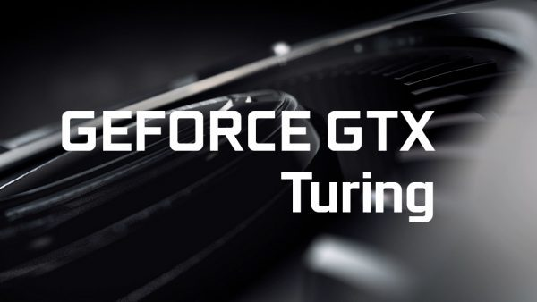 Nvidia showed a purported GPU RTX 2080 in a short teaser