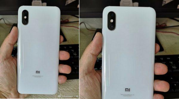 Xiaomi creates another clone iPhone X — Mi 8X