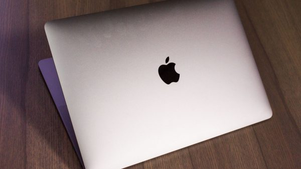 Sales of Mac computers fell to the level of 2010