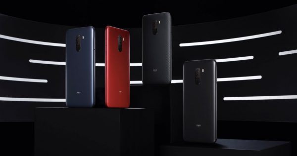 Xiaomi Poco F1 smartphone with flagship performance for $ 300