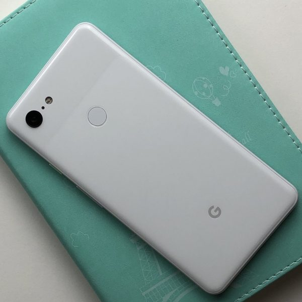 Google Pixel 3 XL was delivered to reporters a month before the presentation