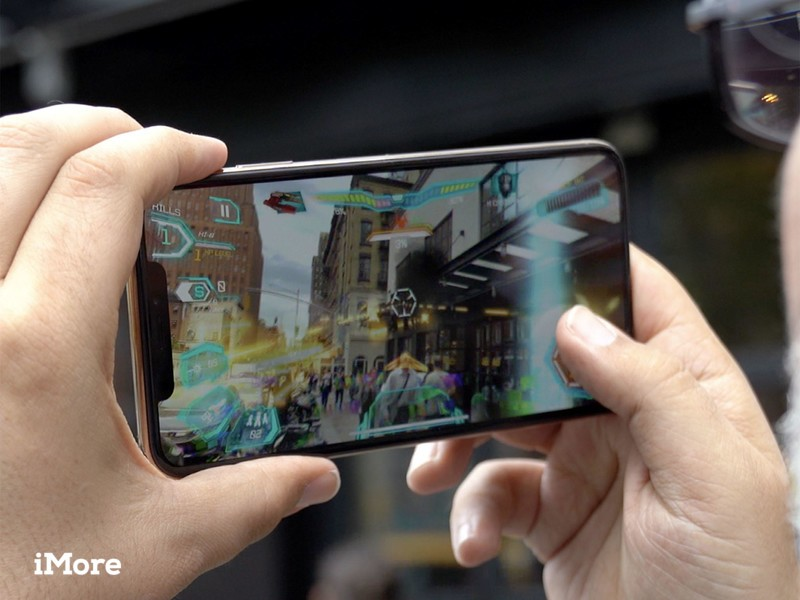 IPhone in XR is set to a normal HD display, but that is no reason to worry