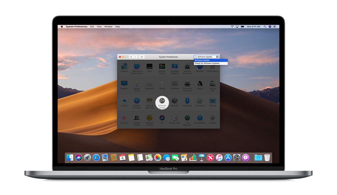 How to update macOS Mojave Beta to the final version