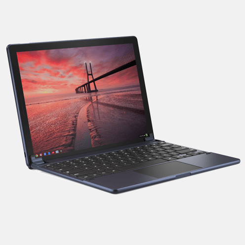 It became known the name of the first tablet based on Google's ChromeOS