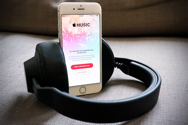 Apple Music got a cosmetic upgrade