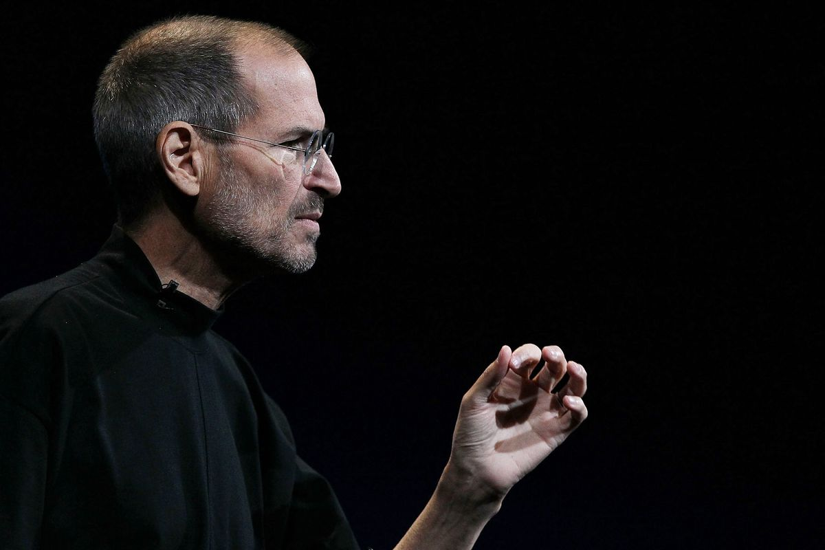Criticism of Steve jobs was useful, even if it was not constructive