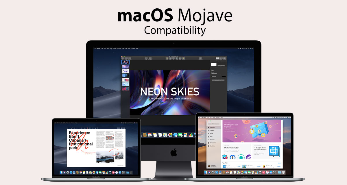 How to prepare your Mac for upgrading to macOS Mojave