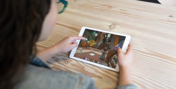Version Minecraft for learning will appear in the App Store