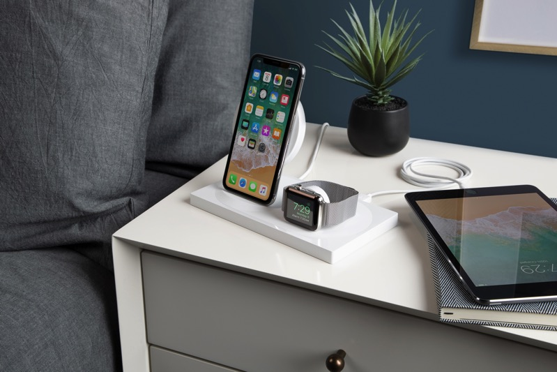 Dear iPhone – expensive charging station from Belkin